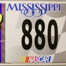 2010 Mississippi License Plate: NASCAR #48 Jimmie Johnson (880)