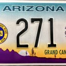 2003 Tucson, Arizona ALPCA 49th Convention License Plate (271)