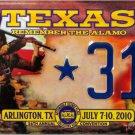 2010 Arlington, Texas ALPCA 56th Convention License Plate (314)