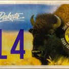2005 Sioux Falls, South Dakota ALPCA 51st Convention License Plate (314)