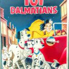 VHS: Walt Disney Classic 101 DALMATIANS (Black Diamond Edition) Rare!