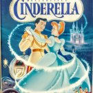 VHS: Walt Disney CINDERELLA (Masterpiece Collection) Rare!