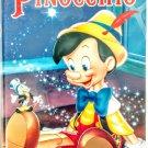 VHS: Walt Disney PINOCCHIO (Walt Disney's Masterpiece)