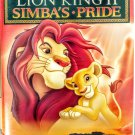 VHS: Walt Disney Home Video THE LION KING II SIMBA'S PRIDE