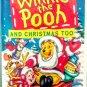 VHS: Walt Disney's WINNIE THE POOH (And Christmas Too)