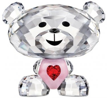 Swarovski Crystal Lovlots #1140001, Bo Bear - So Sweet
