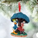 Disney Donald and Daisy Duck Sketchbook Ornament - Donald's Diary Ducky date - 2015