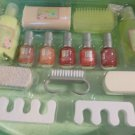 Color Impact 21 Pieces Classic Color Pedicure Set