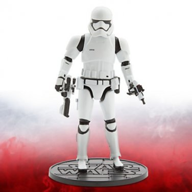 Disney Star Wars First Order Stormtrooper Elite Die Cast Action Figure