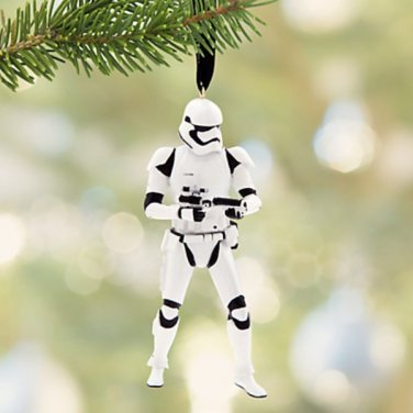 Disney Stormtrooper Sketchbook Ornament - Star Wars: The Force Awakens