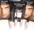 Guerlain Homme EDT for Him Spray vial Sample x 4
