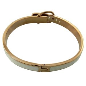 316 Stainless steel Pink Gold Plate Bracelet