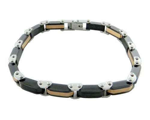 316L Stainless Steel Chain Men's Bracelet