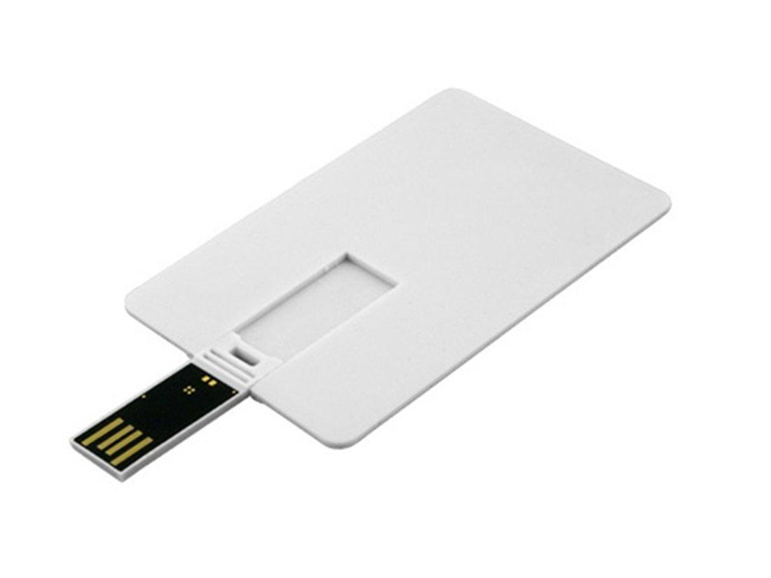 Enfain® 10pcs 1gb Flip Credit Card Style USB Flash Drive Memory Stick (1gb, 10pcs)