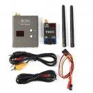 FPV5.8G600MW32CHAVVideo&AudioWirelessTransmitter&ReceiverTS832+RC832