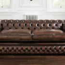 RESTORATION HARDWARE HOLYROOD HOUSE  CHESTERFIELD SOFA,102''WIDE!
