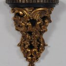 FABULOUS ACANTHUS LEAF SCONCE, 12''TALL