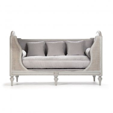 GORGEOUS ROMANTIC CHIC SHABBY  DAYBED/BENCH,63'' X 31.5'' X 38''TALL.