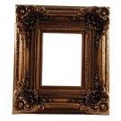GORGEOUS VINTAGE STYLE GOLD RENAISSANCE PICTURE FRAME,29'' X 32''