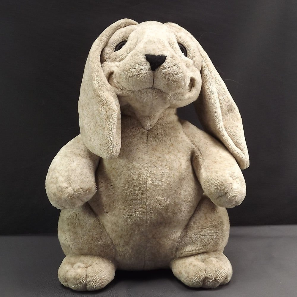 Cuddly Quarry Critters Rabbit Ripply Plush 2003  Ages 3 and Up