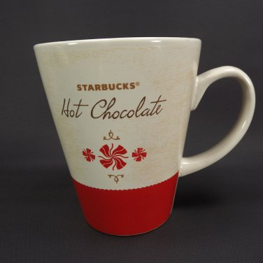 Starbucks Ceramic Mug Hot Chocolate 2010 Coffee Latte Tea Cup Original