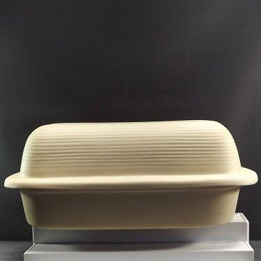Pampered Chef Rectangular Roaster Lid Bowl Baker Set 1435 and 1430 Stoneware