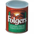 Folgers Decaffeinated Coffee, 26 oz. Can FREE SHIPPING