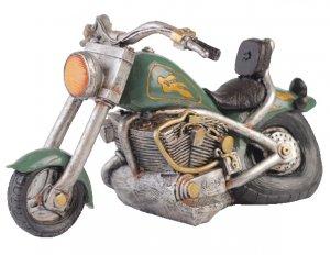 CB014 - Motorcycle Money Bank