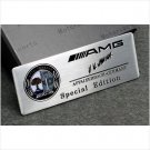 AMG AFFALTERBACH Special Edition Colour Badge Emblem