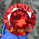 100.75CT HUGE UNBELIEVABLE EXCELLENT RED ROUND ZIRCON