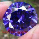 210.00CT BIG EXCELLENT STUNNING BLUE ROUND ZIRCON
