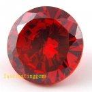 21.65CT BEAUTIFUL STUNNING CIRCULAR RED ZIRCON
