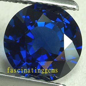 20.15CT BIG EXCELLENT STUNNING BLUE ROUND ZIRCON