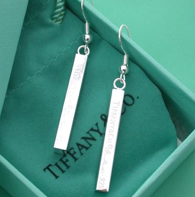 Amazing Sterling new style four columniation dangling earrings