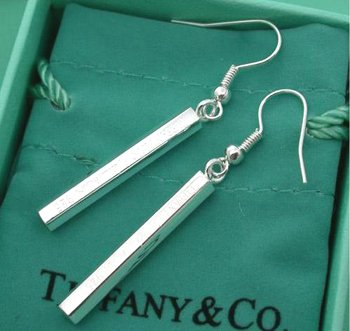 Amazing Sterling new style columniation dangling earrings