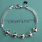 Beautiful 925 Sterling silver  Angell bracelet,new arrival!