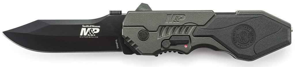 Smith & Wesson 2nd Generation Large Military & Police Knife  SWMP4L