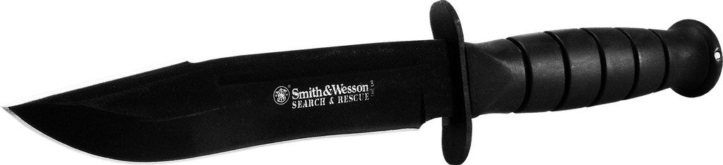 Smith and Wesson Search & Rescue Clip Point Fixed Blade Knife SWCKSUR1