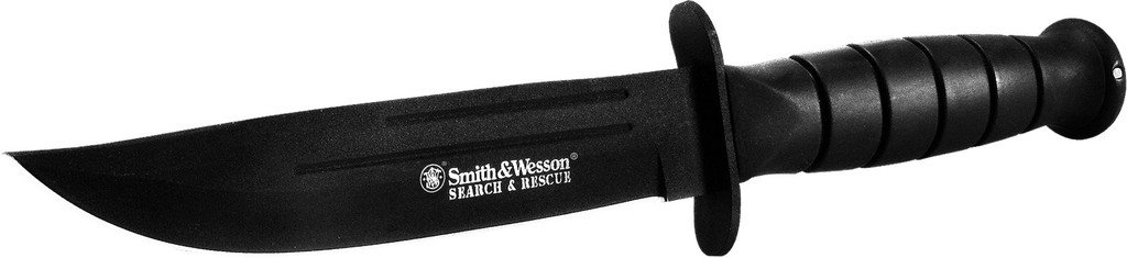 Smith and Wesson Search & Rescue Clip Point Fixed Blade Knife SWCKSUR2