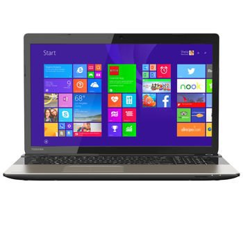 Toshiba Satellite S75-B7218 Laptop PC Intel Core i7 - 2.5GHz - 1TB HDD - Windows Notebook Computer