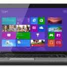 "Toshiba Satellite L55-A5168 15.6"" Laptop Computer Intel Ultra Portable Notebook PC - Mercury Silver"