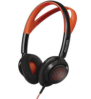 PHILIPS SHQ5200 Sports Headband Action Fit sweat-resistant Powerful Music Bass
