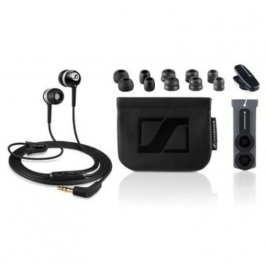 Sennheiser CX 400-II Precision Earphones Neodymium Magnets Noise Attenuation