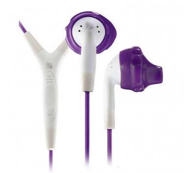 New Purple Yurbuds Inspire Pro iPhone Mic Rem Earphones Earbuds Headphones