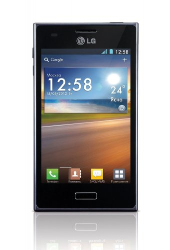 LG Optimus L5 E610 Black Unlocked GSM Phone
