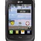 TRACFONE LG 306G GSM HANDSET - TRIPLE MINUTES TOCUSCREEN CELLPHONE