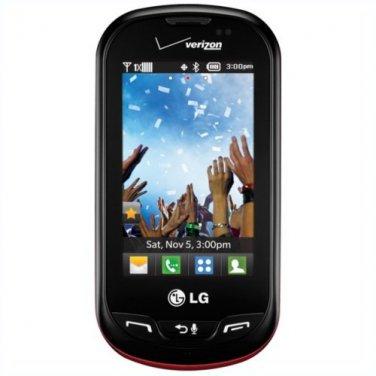 Verizon (CDMA) LG Extravert QWERTY Touchscreen Smartphone
