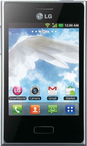 Straight Talk LG Optimus Logic Cell Phone