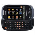 Samsung Flight II A927 Cellphone Unlocked GSM AT&T Touchscreen Slider QWERTY Keyboard - Black Gray