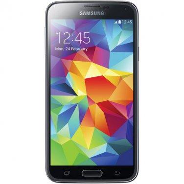 Samsung Galaxy S5 SM-G900H 32GB Factory Unlocked Smartphone (BLACK)